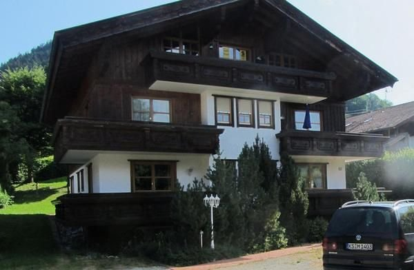 Apartment Oberstdorf for 1 - 4 people 2 bedroom - apartment in one or multi-fam, aluguéis de temporada em Sonthofen