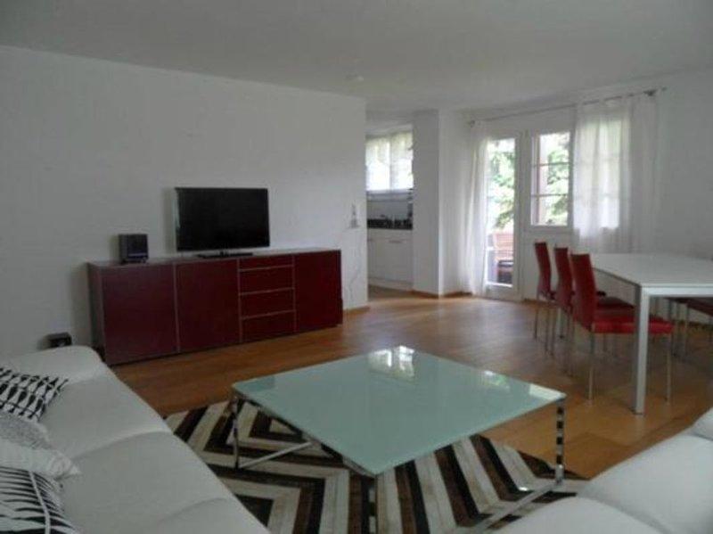 Ferienwohnung Samedan für 6 Personen mit 3 Schlafzimmern - Ferienwohnung, vacation rental in Engadin St. Moritz