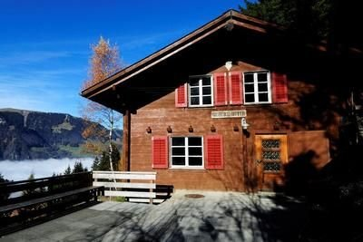 Holiday house Lungern for 10 persons with 4 bedrooms - Holiday home, casa vacanza a Giessbach