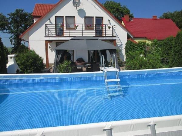 Ferienhaus Gniewino für 6 - 13 Personen mit 5 Schlafzimmern - Ferienhaus, location de vacances à Pomerania Province