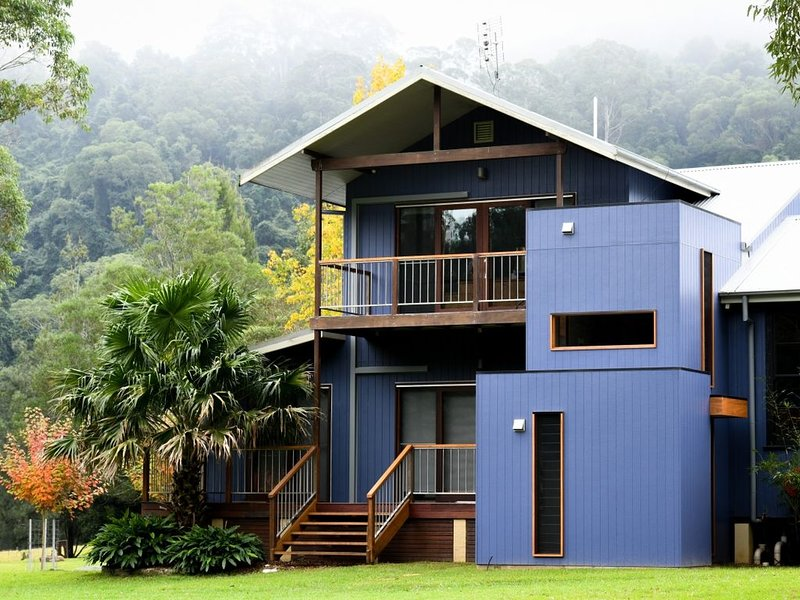 Platypus Bend - Pet Friendly Luxury Accommodation, alquiler vacacional en Bellawongarah