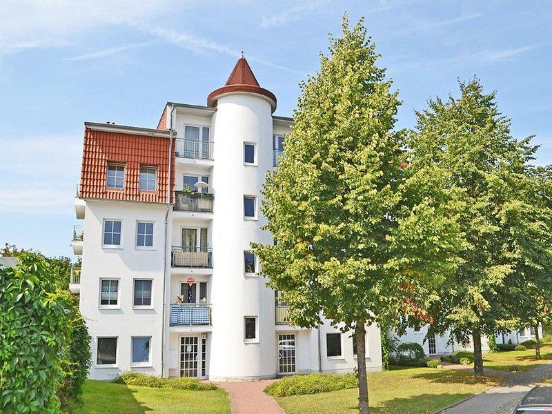 Maxim-Gorki-Straße - AppartementSeemöve, Ferienwohnung in Seebad Heringsdorf