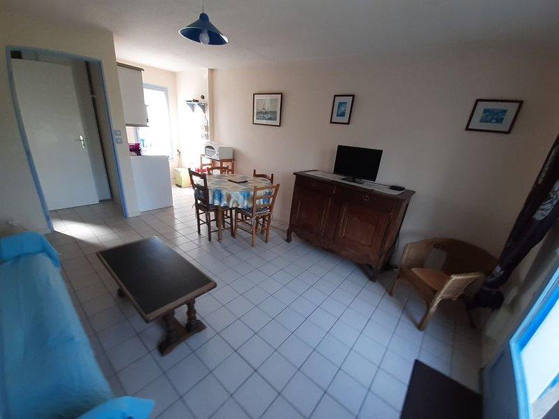 Maison à Batz Sur Mer, location de vacances à Batz-sur-Mer