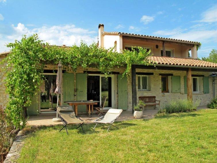 Ferienhaus La Grande Tuilière (LBM115) in La Begude de Mazenc - 6 Personen, 3 Sc, vacation rental in La Begude-de-Mazenc