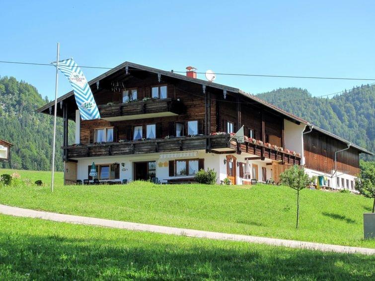 Apartment Wohnung Widhölzl  in Reit im Winkl, Bavarian Alps - Allgäu - 6 person, vacation rental in Reit im Winkl