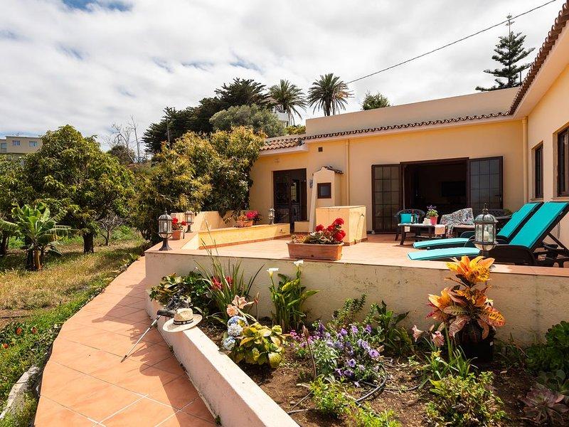 La Casa del Aguacate: donde el tiempo se detiene., location de vacances à Brena Baja