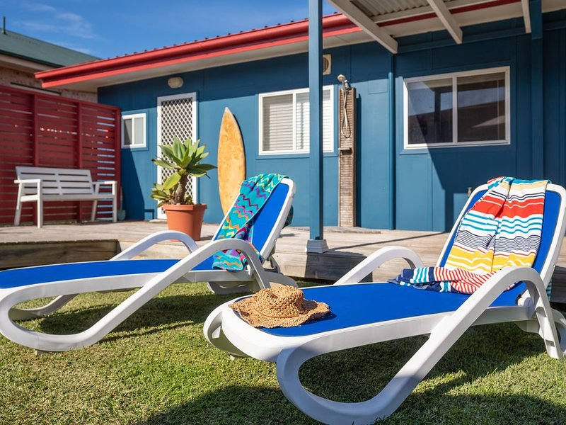 The Bowery Bathers -150 mtrs to beach, holiday rental in Culburra Beach