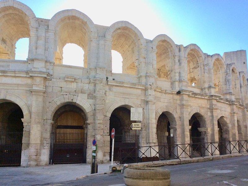 Unique Luxury Rental in Arles & Parking, vacation rental in Arles