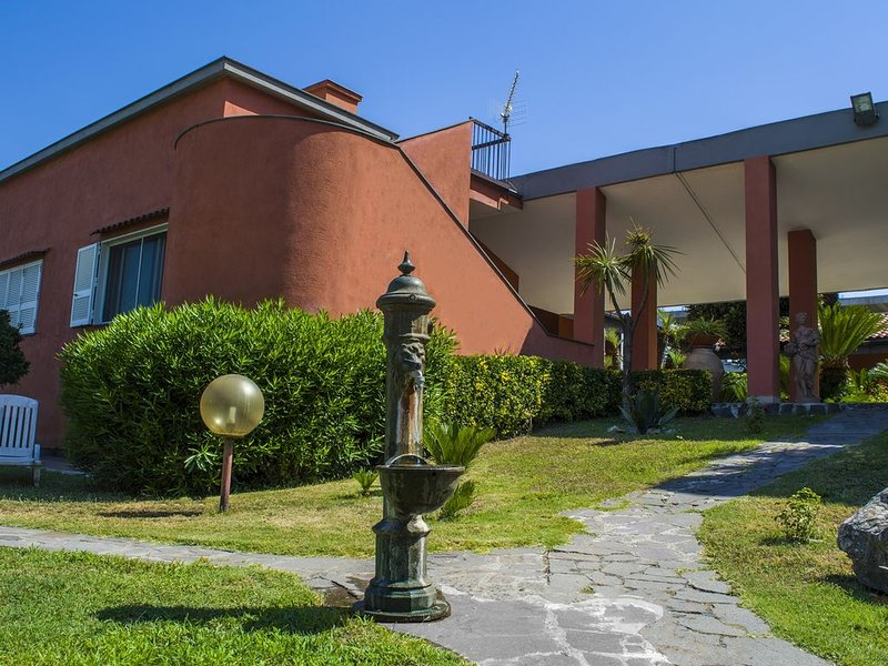 Villa Romana Relax sul Golfo di Napoli, vakantiewoning in Gragnano