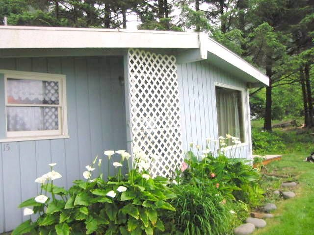 Ocean View Cabin At Cove Beach, holiday rental in Arch Cape