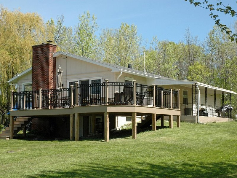 Holiday Cove: 'A Great Place for a Family Vacation', alquiler vacacional en Cayuga