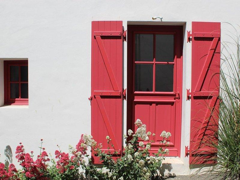 Au coeur du vieux St Gilles, charme & romantisme, holiday rental in Le Fenouiller