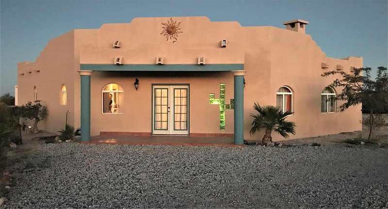 Beautiful 2 Master brd Home in Secure Community of El Dorado Ranch San Felipe!, vacation rental in San Felipe
