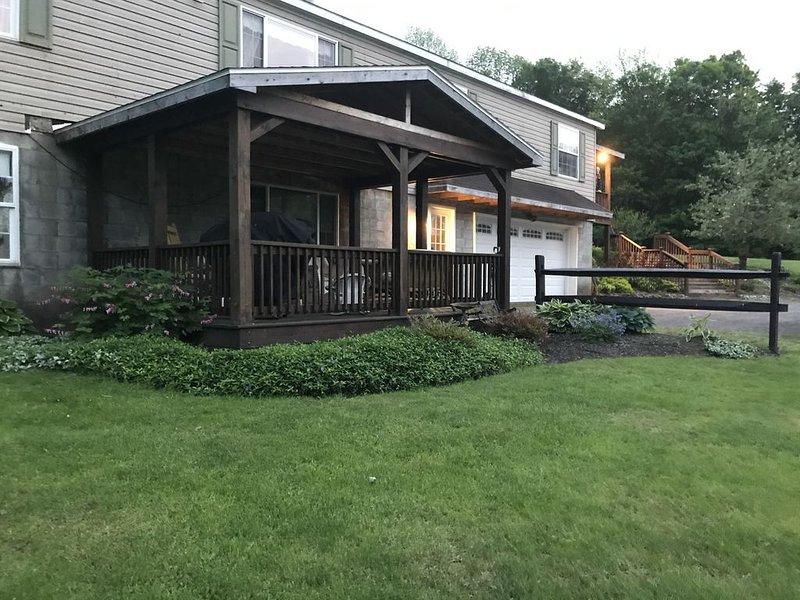 Coolis' Country Corner, holiday rental in Schuyler Lake