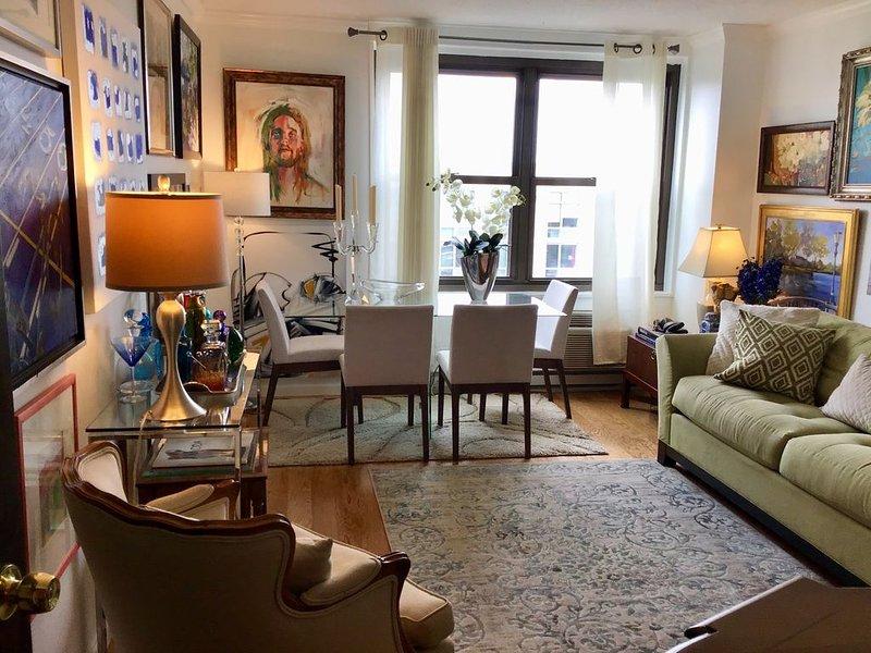 Beautiful apartment near Central Park, location de vacances à Edgewater