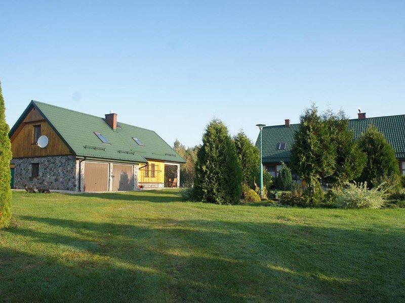 Ferienhaus Linia für 1 - 5 Personen mit 2 Schlafzimmern - Ferienhaus, holiday rental in Szymbark