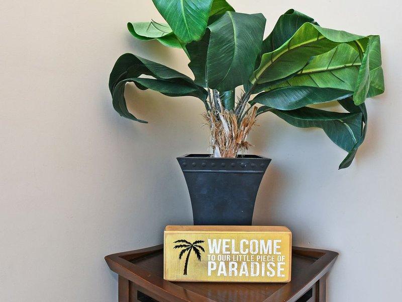 Bienvenue dans notre maison de Maui loin de chez vous.