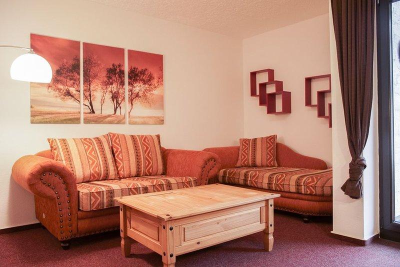 Ferienwohnung 5 Buche, 50qm, 1 Schlafzimmer, max. 3 Personen, holiday rental in Sankt Blasien