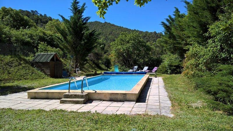 la Bergerie du Colombier, vacation rental in Plan-de-Baix