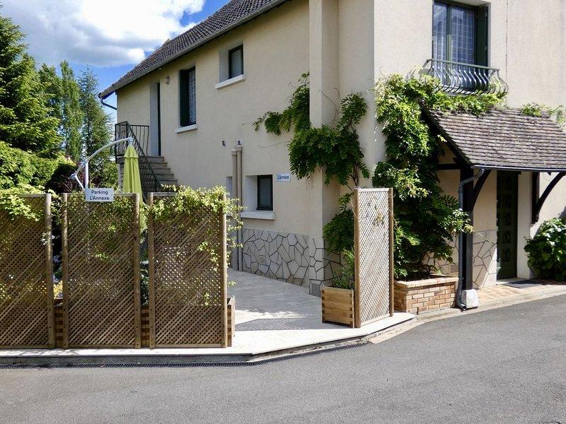L'ANNEXE maison de vacances au coeur du vignoble, vacation rental in Pouilly sur Loire