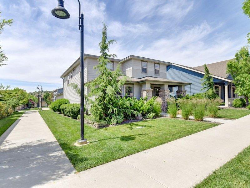 New Three Bedroom Home in Harris Ranch; East Boise, alquiler de vacaciones en Boise
