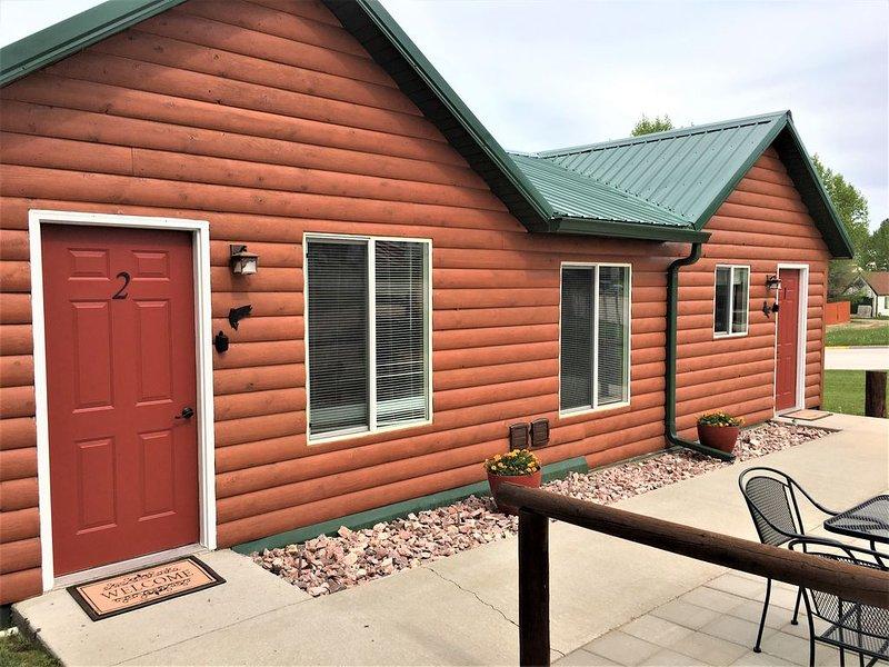 Large Cabin in Custer, casa vacanza a Custer
