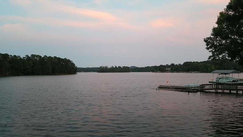 Badin Lake Waterfront Home - Beautiful views with the comforts of home!, vacation rental in Gold Hill