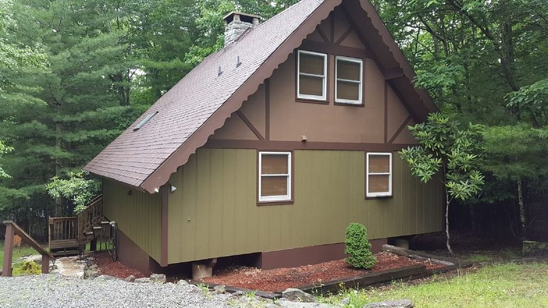 Location Location! Beech Mountain Retreat! March Special & PET friendly, holiday rental in Beech Mountain