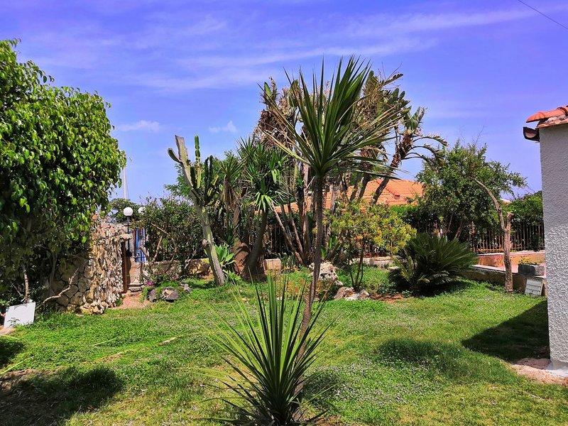 Villa Oasi Del Plemmirio - Area Marina Protetta, holiday rental in Plemmirio