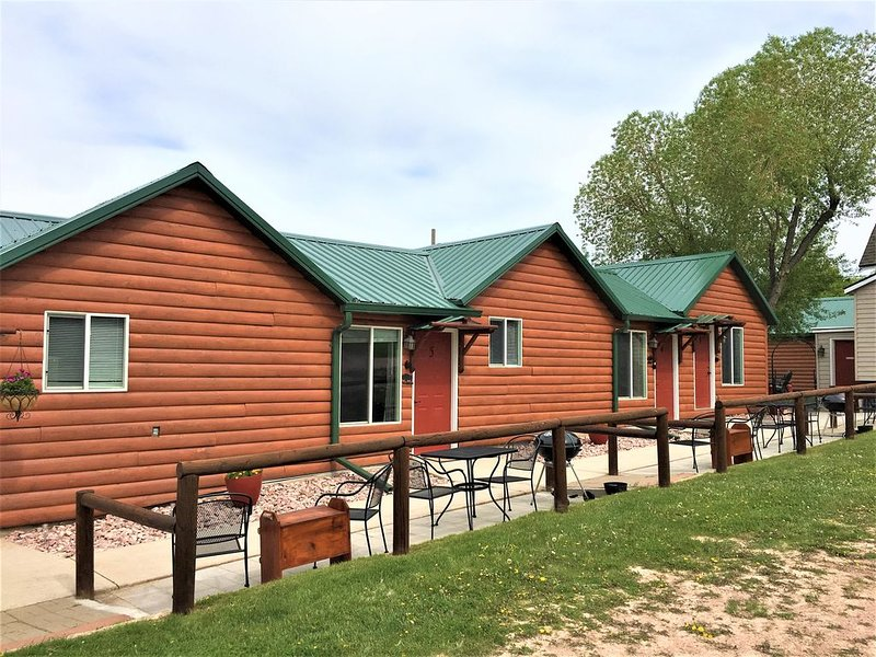 Affordable Cabin with Full kitchen, holiday rental in Custer