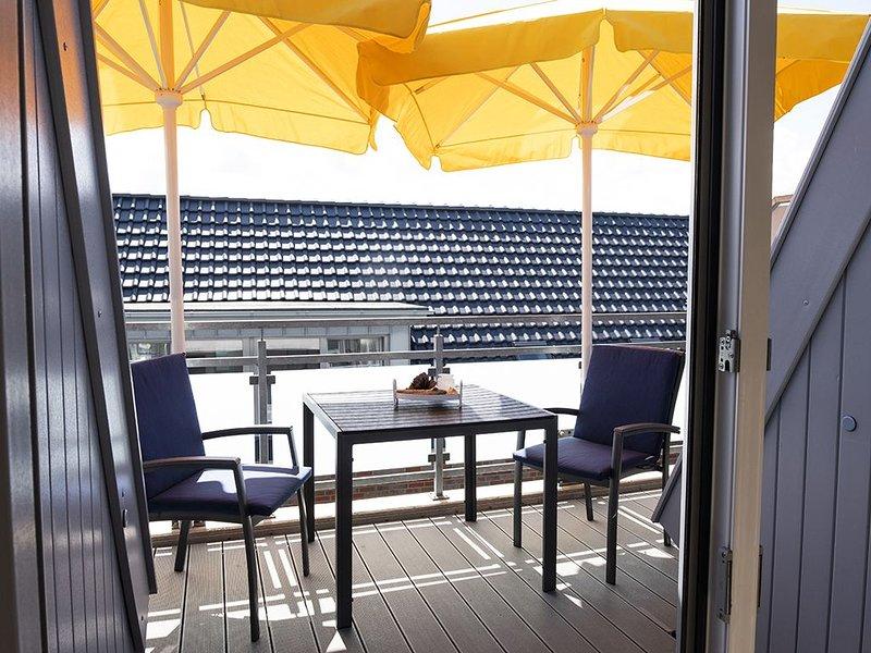 Norddeich Traum Penthouse 2, vacation rental in Norddeich