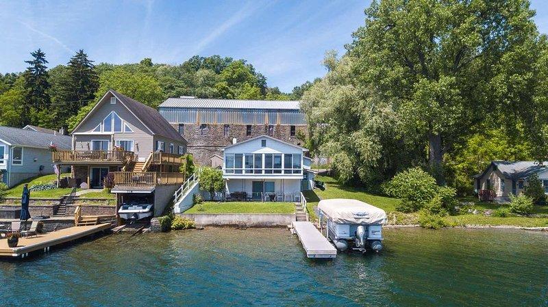 Paradise Found - Luxury Living on Keuka Lake!, holiday rental in Hammondsport