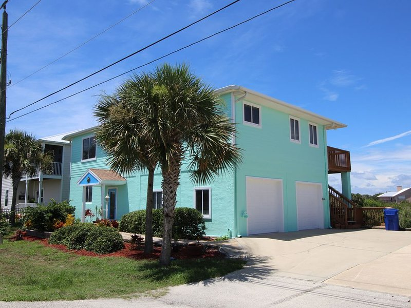 Great Beach Location South Of St. Augustine! 4Br/3Ba Home, vacation rental in Marineland