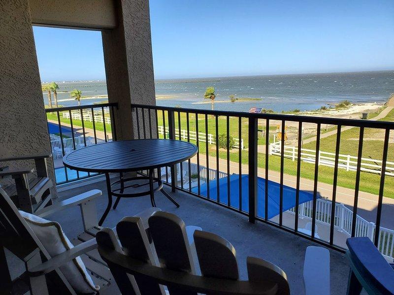 Rockport Bayfront Condominium Laguna Reef #312, Ferienwohnung in Rockport