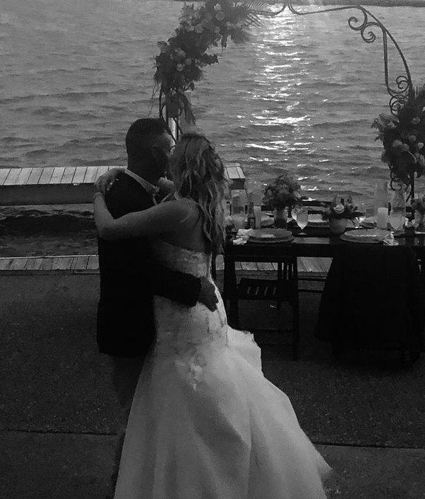 Bröllop på vattnet