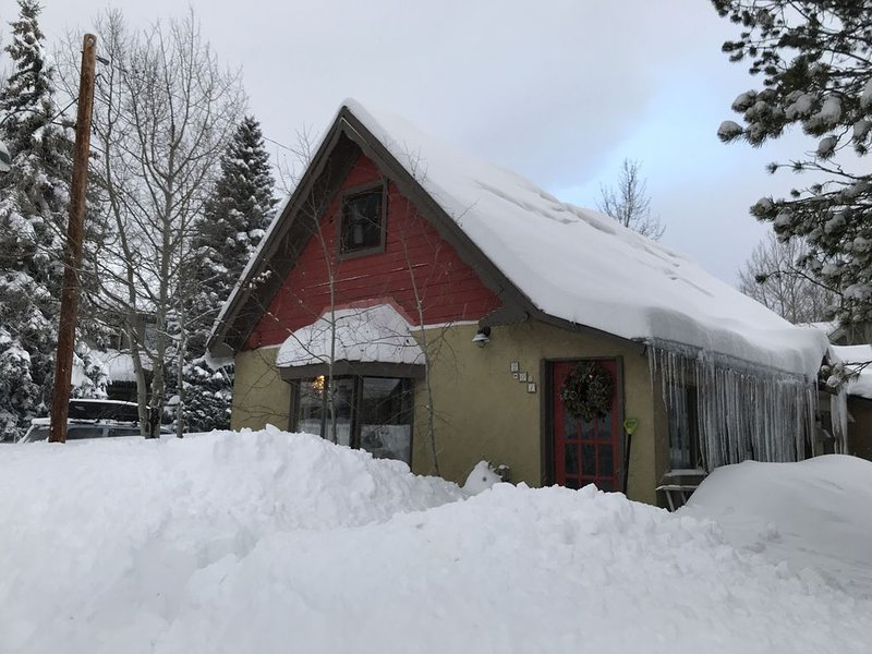 Cozy Miner's Cabin, Downtown Crested Butte, holiday rental in Crested Butte