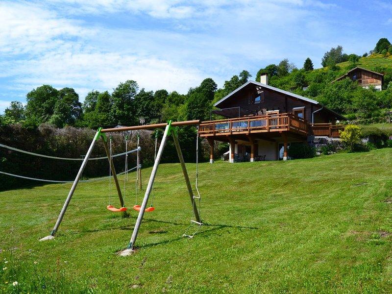 Chalet indépendant pour 8 personnes à La Bresse, vacation rental in La Bresse