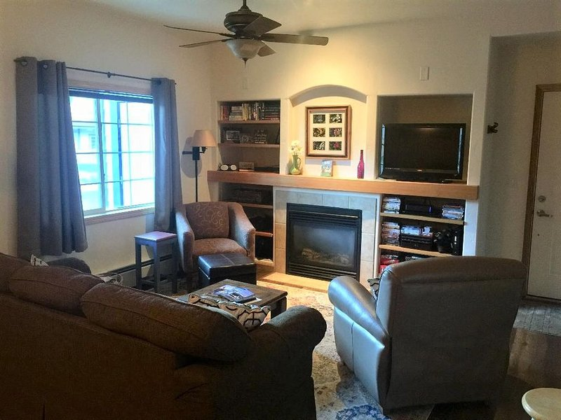 On The Mountain With Heated Garage, holiday rental in Steamboat Springs