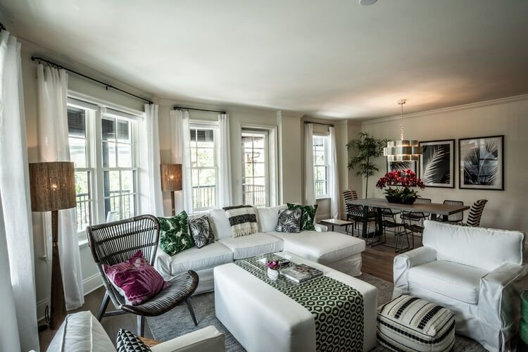 On The Square, 30A Cottages, 3 Kings+Bunk, On Rosemary's Town Square, 4 Bikes!, holiday rental in Rosemary Beach