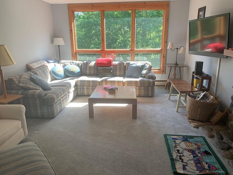 Sunny, Roomy, Timber Creek Townhouse; Free Shuttle to Mount Snow, location de vacances à Dover