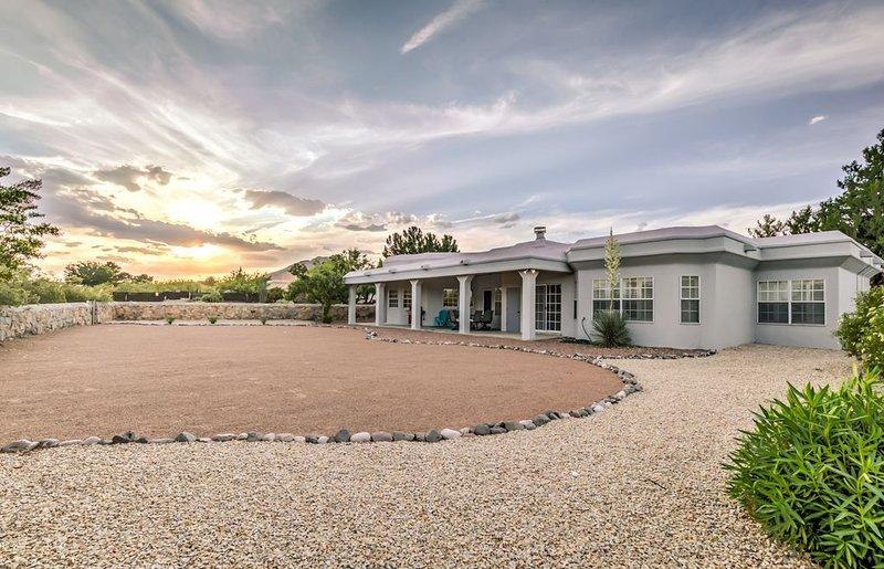 Southwest Contemporary, casa vacanza a Las Cruces