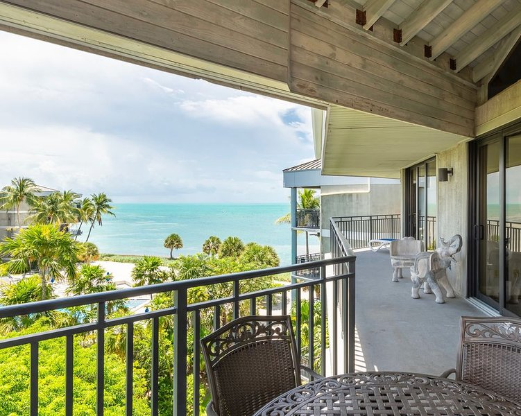Tom's Chicken Coop:  Nice Ocean View, Pool, Renovated, Close to Beach, vacation rental in Key West