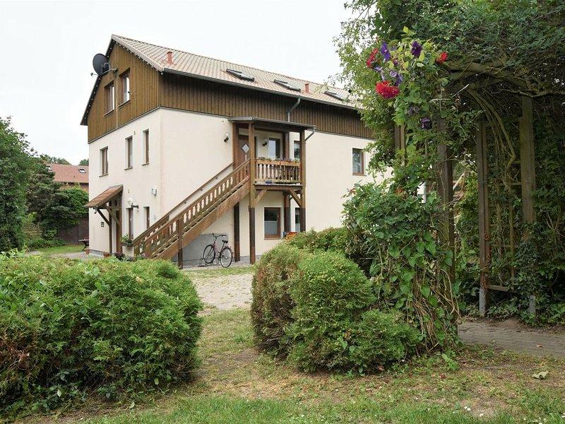 Quaint Apartment in Rerik near Seabeach, casa vacanza a Rerik
