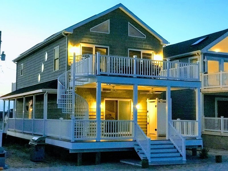 Steps away from the beach!, alquiler de vacaciones en Seaside Park
