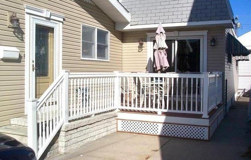 Single Family Home - 4 Bedrooms - 2 Baths, alquiler de vacaciones en Wildwood Crest