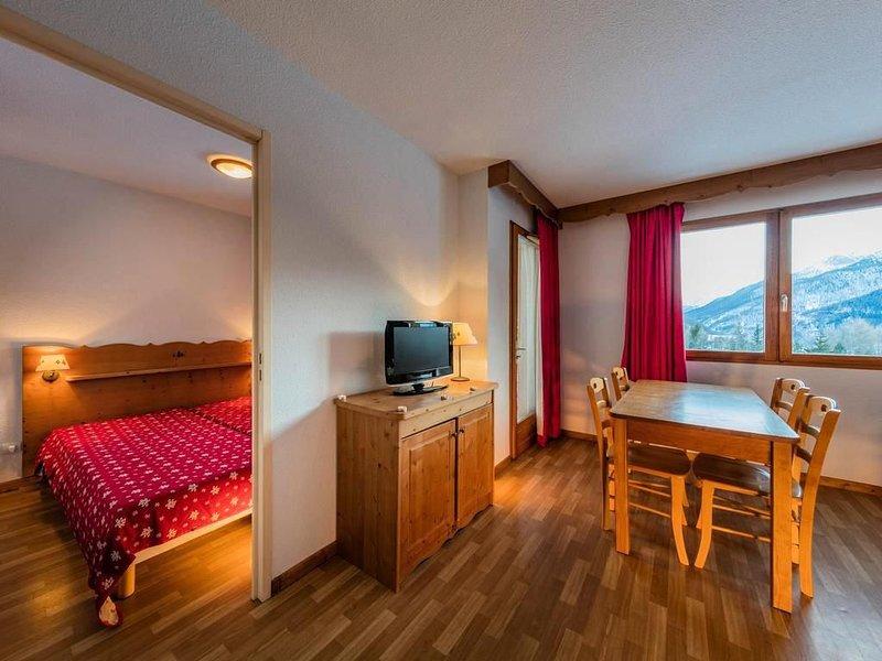 Résidence Les Granges d'Arvieux** - 3 Pièces 4/6 Personnes, holiday rental in Arvieux