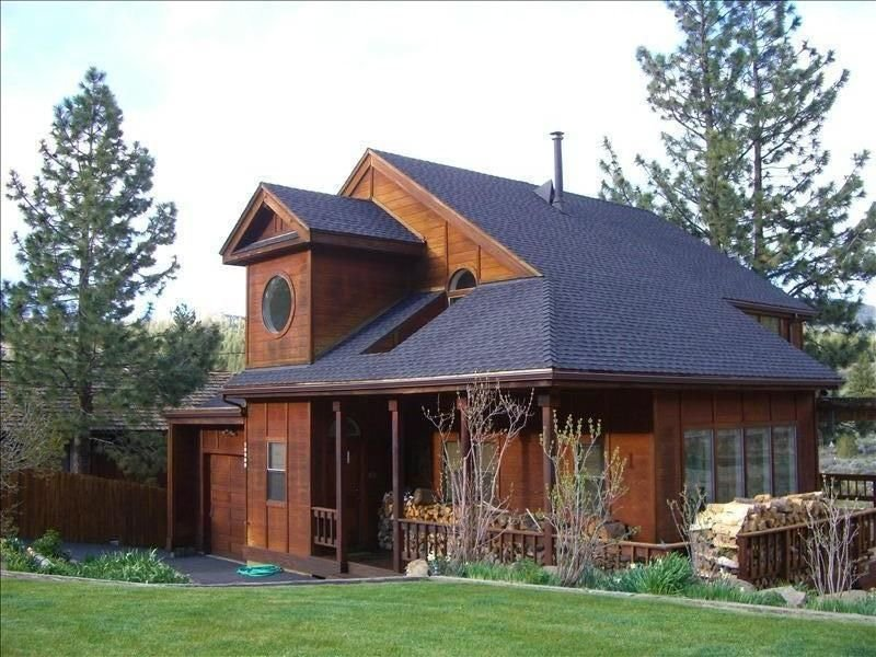Truckee River Getaway - Scenic Riverfront Retreat - Ski/ Fly Fishing/Vacation, holiday rental in Truckee