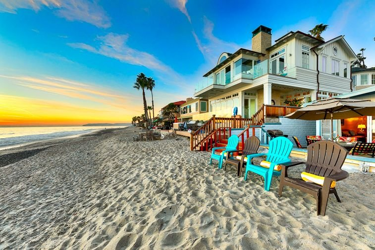 15% OFF MAR! Oceanfront, 2 Units in 1, Amazing Location + Seclusion, aluguéis de temporada em Dana Point