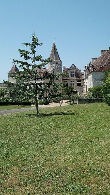 Castle Lauzun