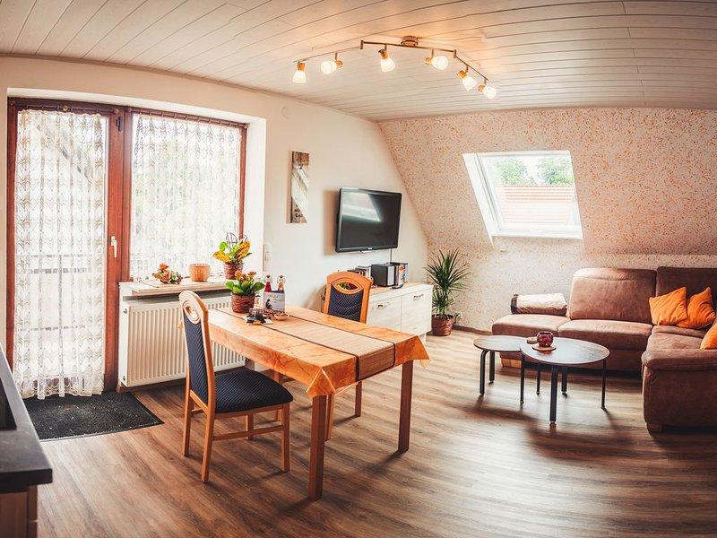Ferienwohnung, 42qm, 1 Schlafzimmer, max. 2 Personen, casa vacanza a Markdorf